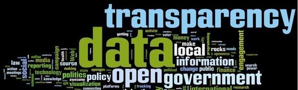 Open Data Wordcloud